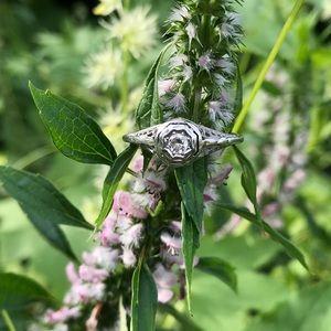 Jewelry - Antique diamond filigree ring